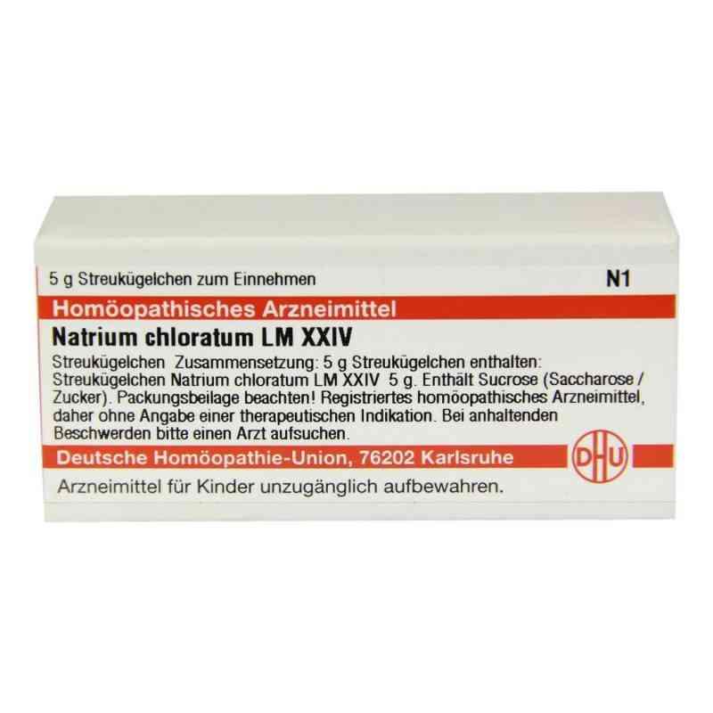 Lm Natrium Chloratum Xxiv Globuli  bei versandapo.de bestellen