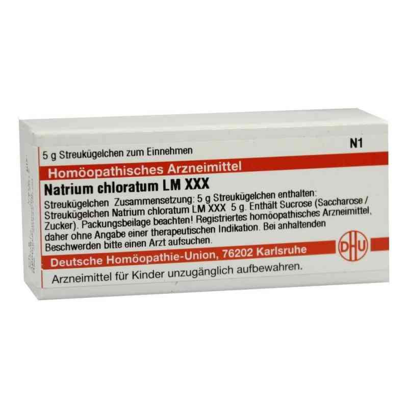 Lm Natrium Chloratum Xxx Globuli  bei versandapo.de bestellen