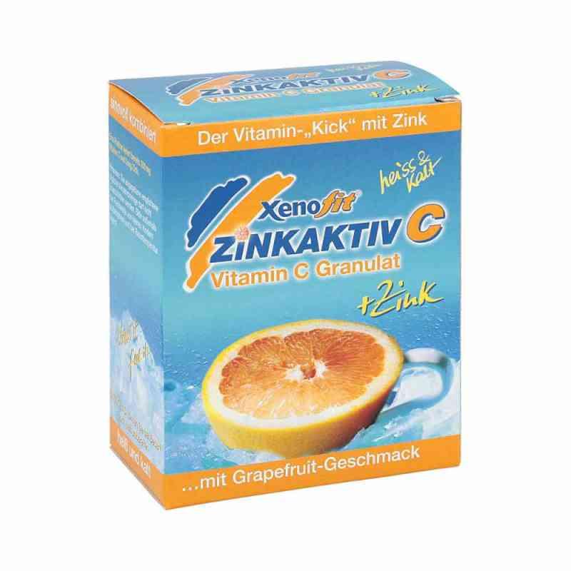 Xenofit Zinkaktiv C Granulat  bei versandapo.de bestellen