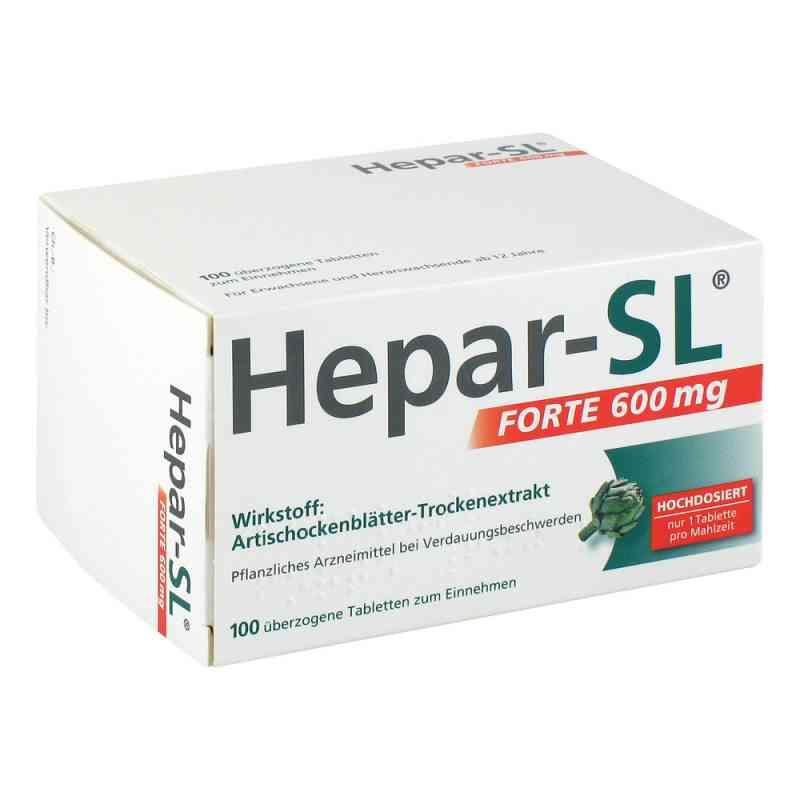Hepar-SL forte 600mg  bei versandapo.de bestellen