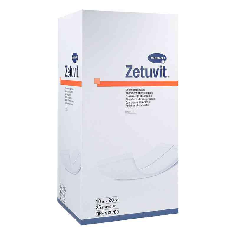 Zetuvit Saugkompresse steril 10x20 cm  bei versandapo.de bestellen