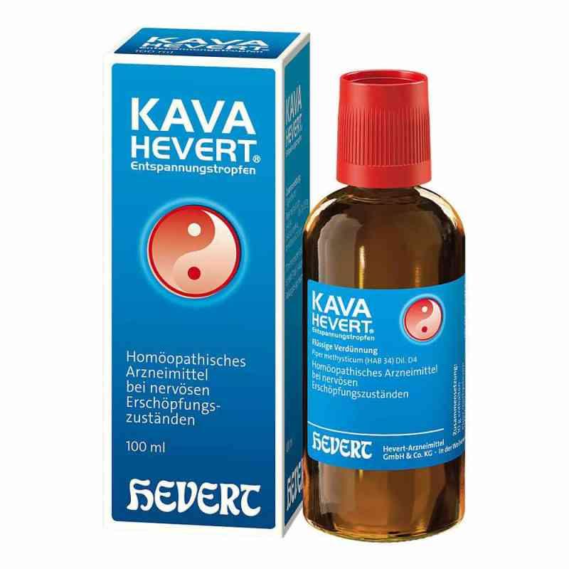 Kava Hevert Entspannungstropfen  bei versandapo.de bestellen