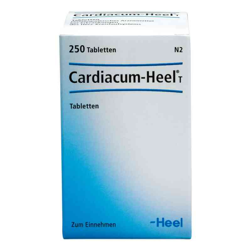Cardiacum Heel T Tabletten  bei versandapo.de bestellen