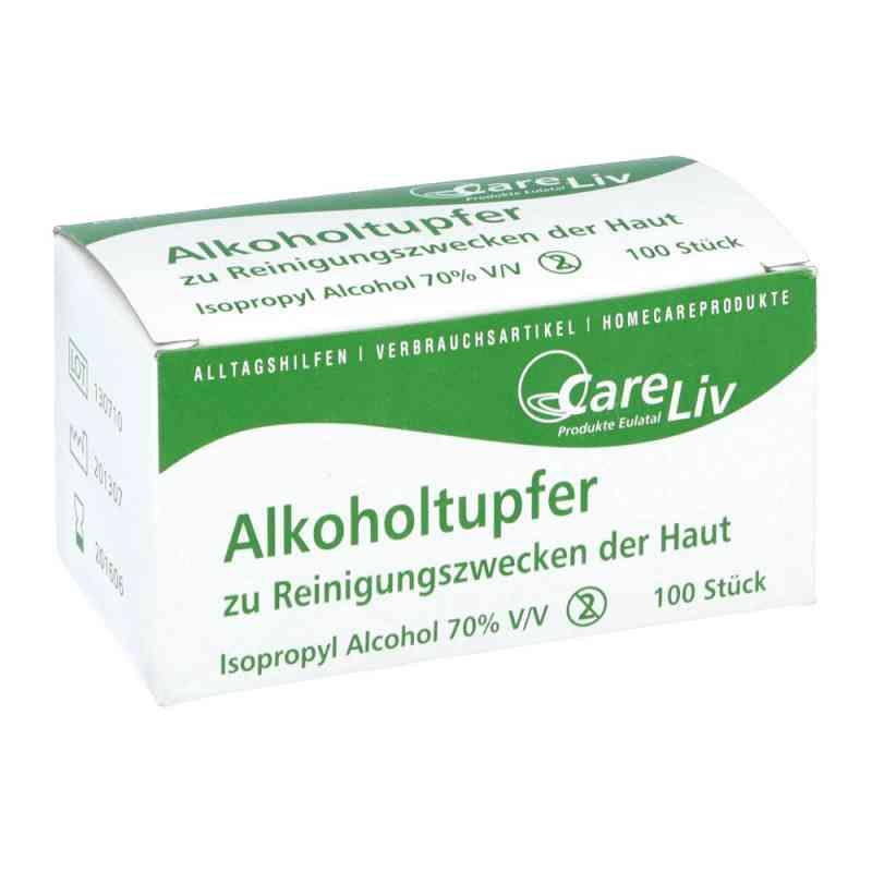 Alkoholtupfer 3x6cm steril  bei versandapo.de bestellen
