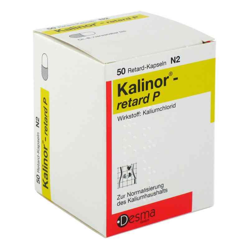 Kalinor retard P 600 mg Hartkapseln  bei versandapo.de bestellen