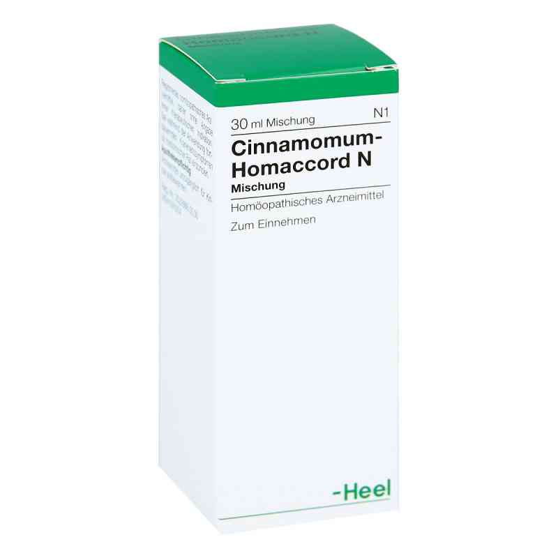 Cinnamomum Homaccord N Tropfen  bei versandapo.de bestellen