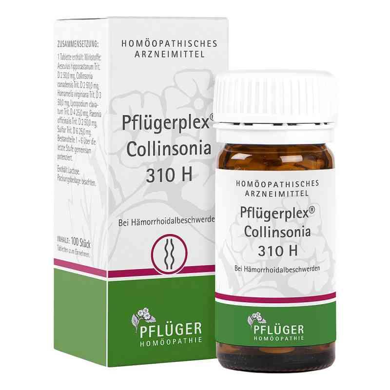Pflügerplex Collinsonia 310 H Tabletten  bei versandapo.de bestellen
