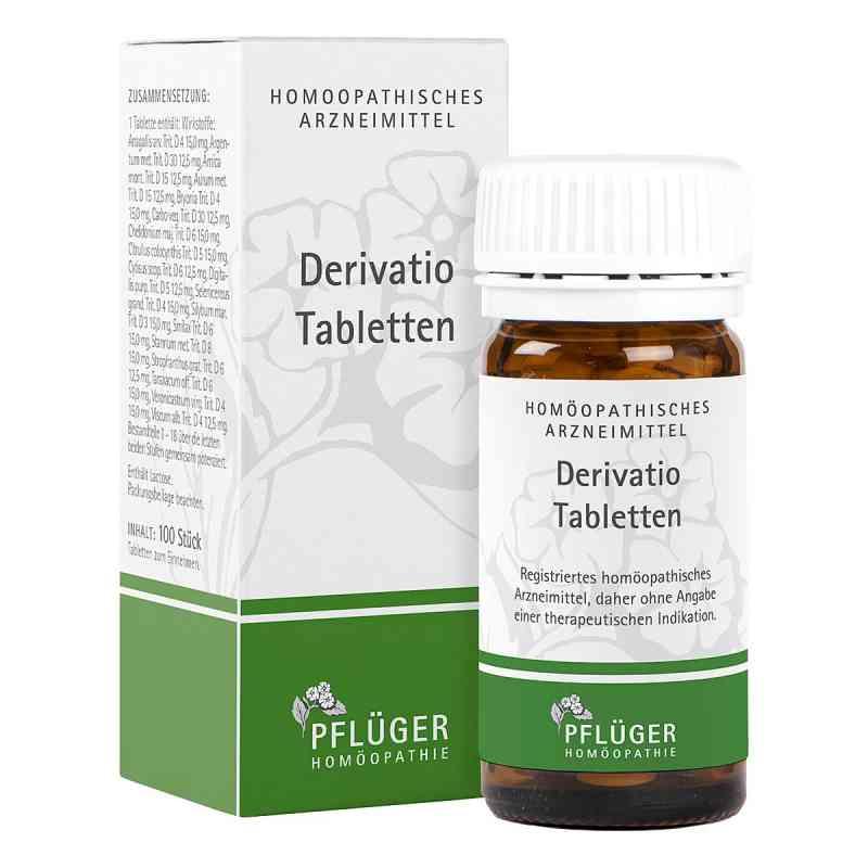 Derivatio Tabletten  bei versandapo.de bestellen
