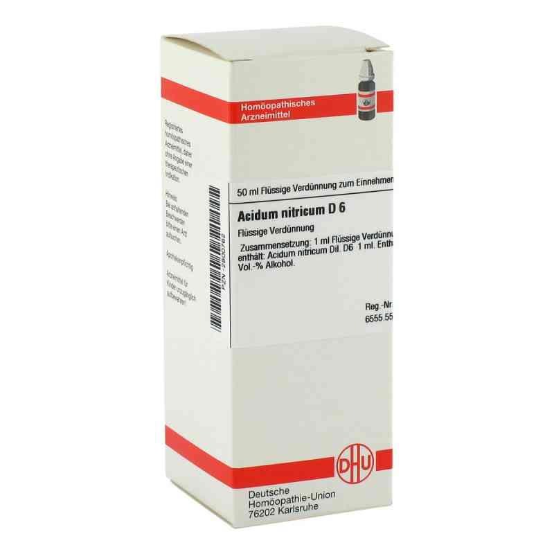 Acidum Nitricum D 6 Dilution  bei versandapo.de bestellen
