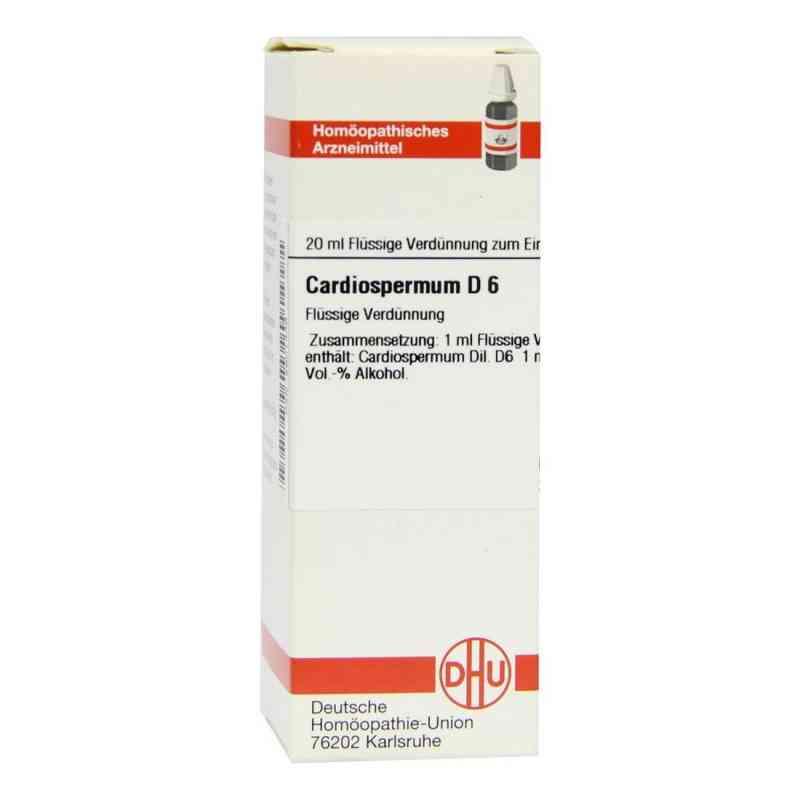 Cardiospermum D 6 Dilution  bei versandapo.de bestellen