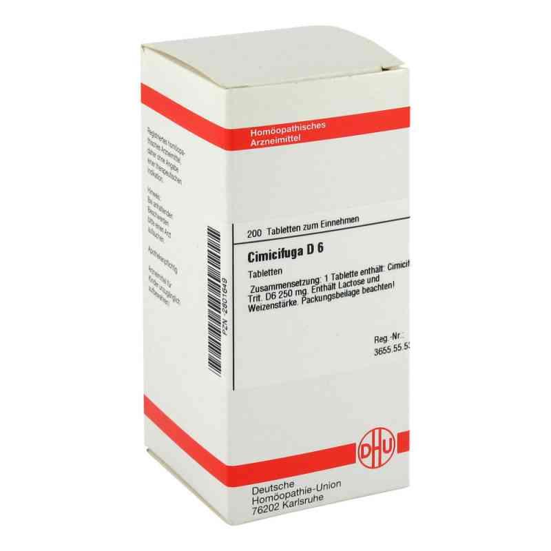 Cimicifuga D 6 Tabletten  bei versandapo.de bestellen