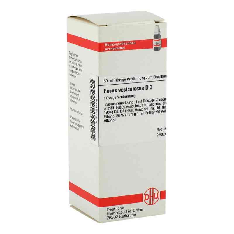 Fucus Vesiculosus D 3 Dilution  bei versandapo.de bestellen