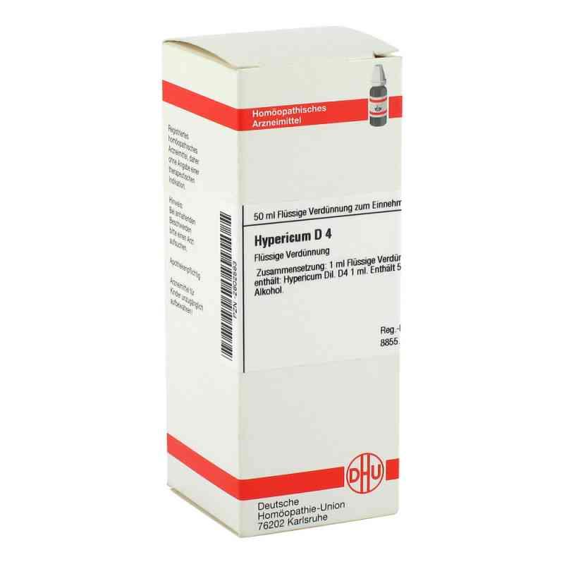 Hypericum D 4 Dilution  bei versandapo.de bestellen