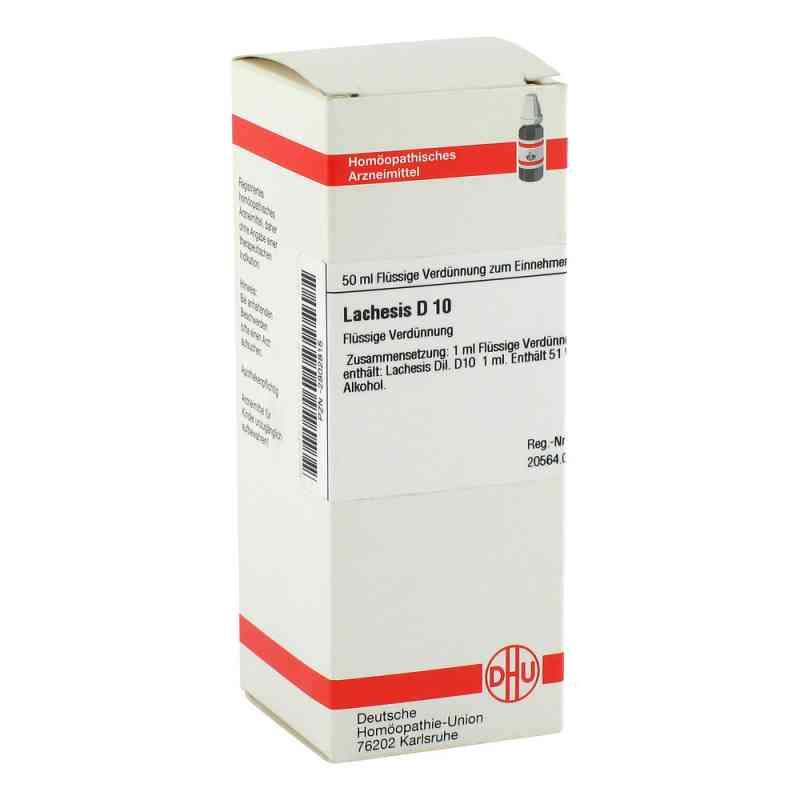 Lachesis D 10 Dilution  bei versandapo.de bestellen