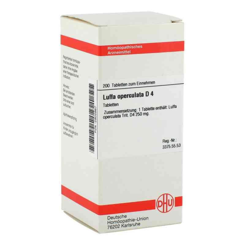 Luffa Operculata D 4 Tabletten  bei versandapo.de bestellen