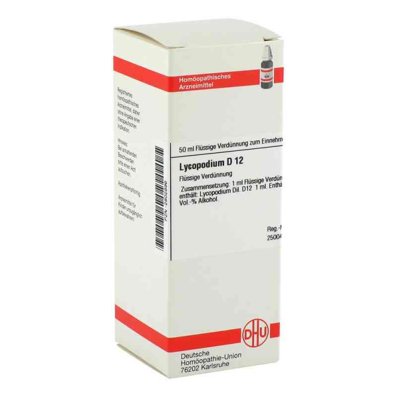 Lycopodium D 12 Dilution  bei versandapo.de bestellen