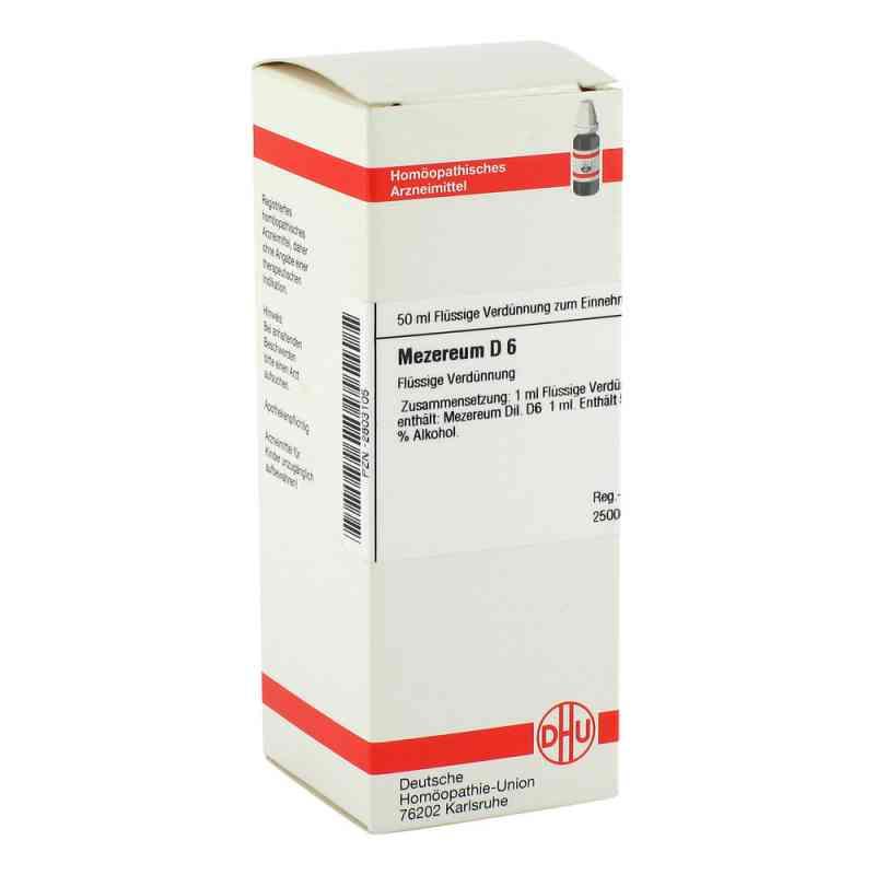 Mezereum D 6 Dilution  bei versandapo.de bestellen