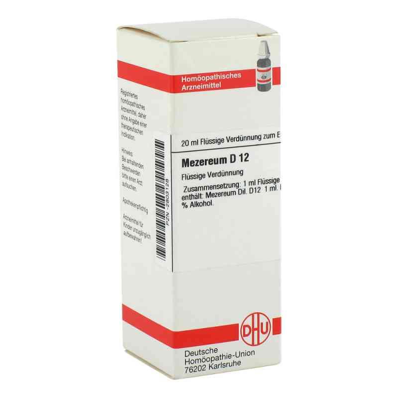 Mezereum D 12 Dilution  bei versandapo.de bestellen