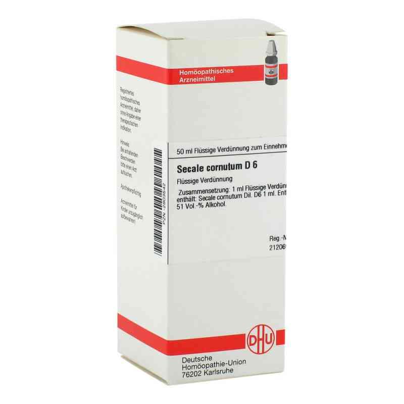 Secale Cornutum D 6 Dilution  bei versandapo.de bestellen