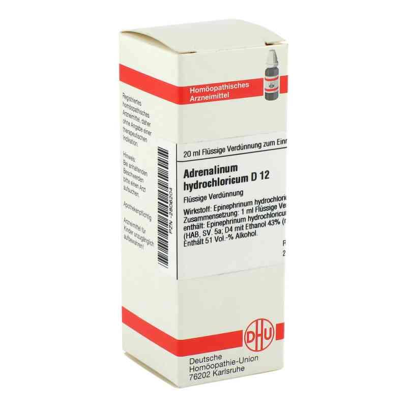 Adrenalin Hydrochl. D 12 Dilution  bei versandapo.de bestellen