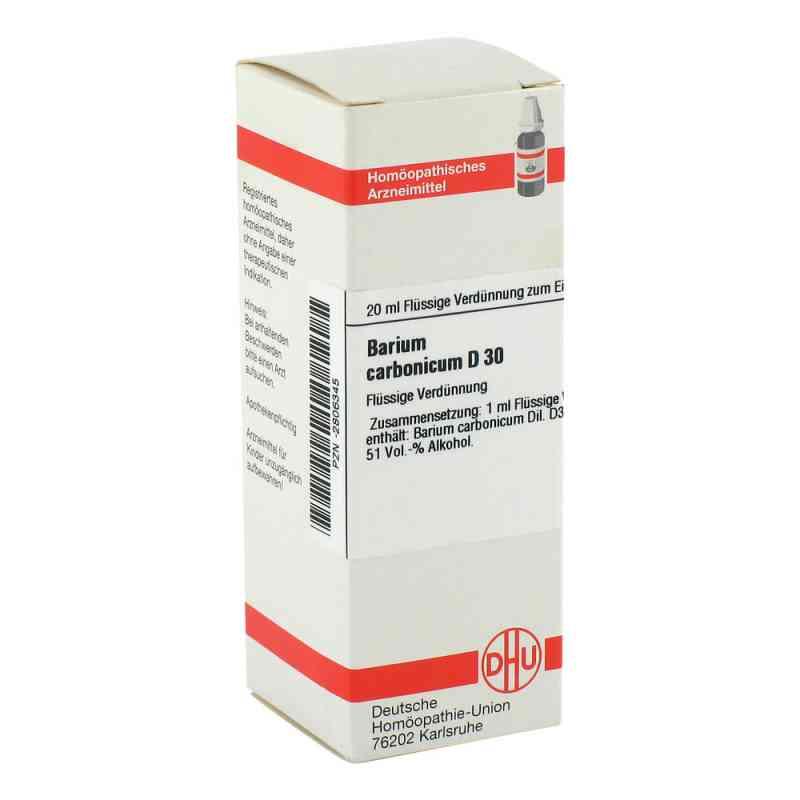 Barium Carbonicum D 30 Dilution  bei versandapo.de bestellen