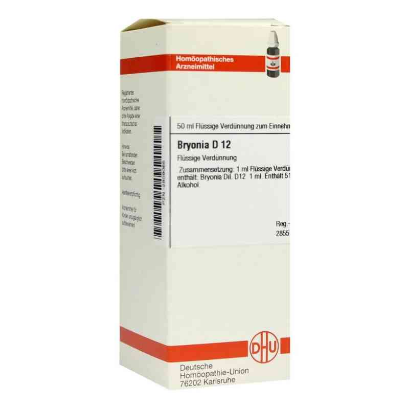 Bryonia D 12 Dilution  bei versandapo.de bestellen