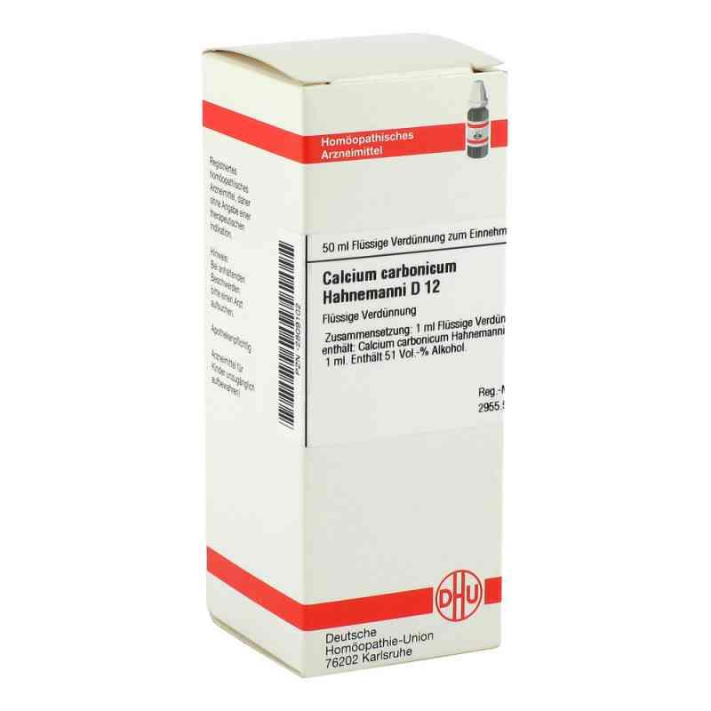 Calcium Carbonicum D 12 Dilution Hahnemanni  bei versandapo.de bestellen