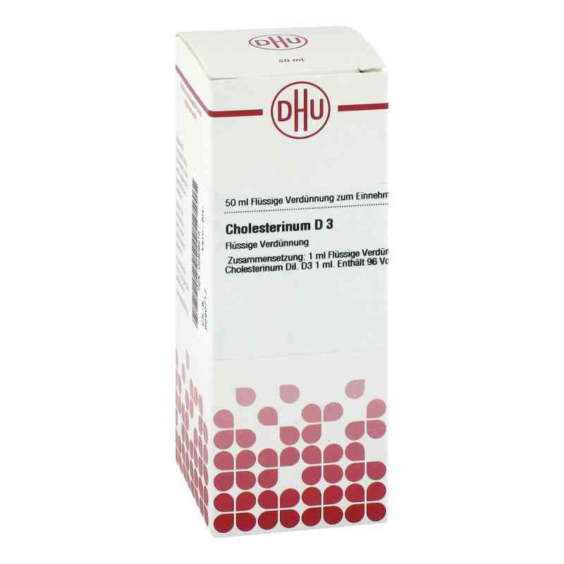 Cholesterinum D 3 Dilution  bei versandapo.de bestellen