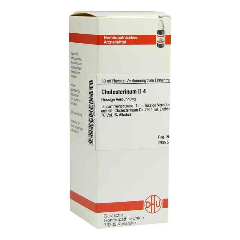 Cholesterinum D 4 Dilution  bei versandapo.de bestellen