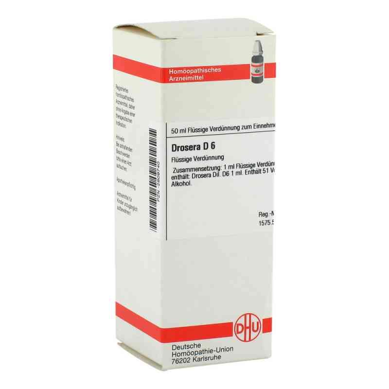 Drosera D 6 Dilution  bei versandapo.de bestellen