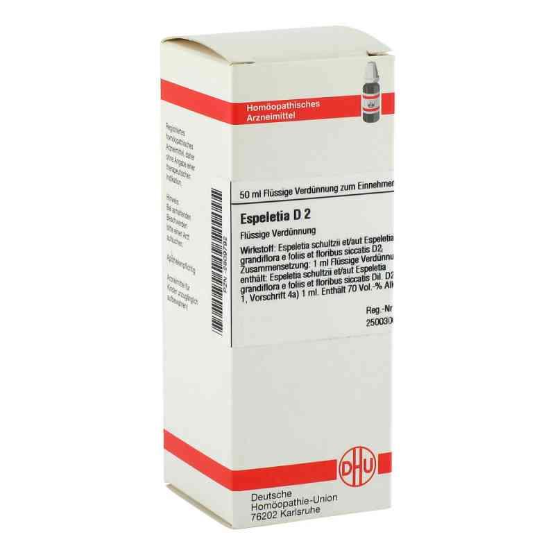 Espeletia D 2 Dilution  bei versandapo.de bestellen