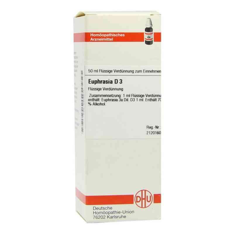 Euphrasia D 3 Dilution  bei versandapo.de bestellen