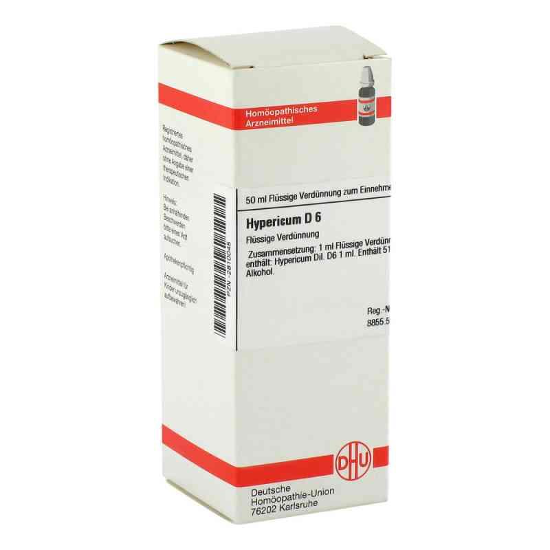 Hypericum D 6 Dilution  bei versandapo.de bestellen