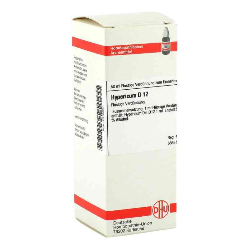 Hypericum D 12 Dilution  bei versandapo.de bestellen