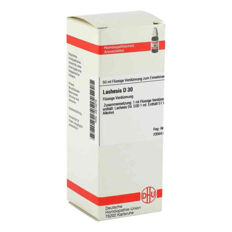 Lachesis D 30 Dilution  bei versandapo.de bestellen