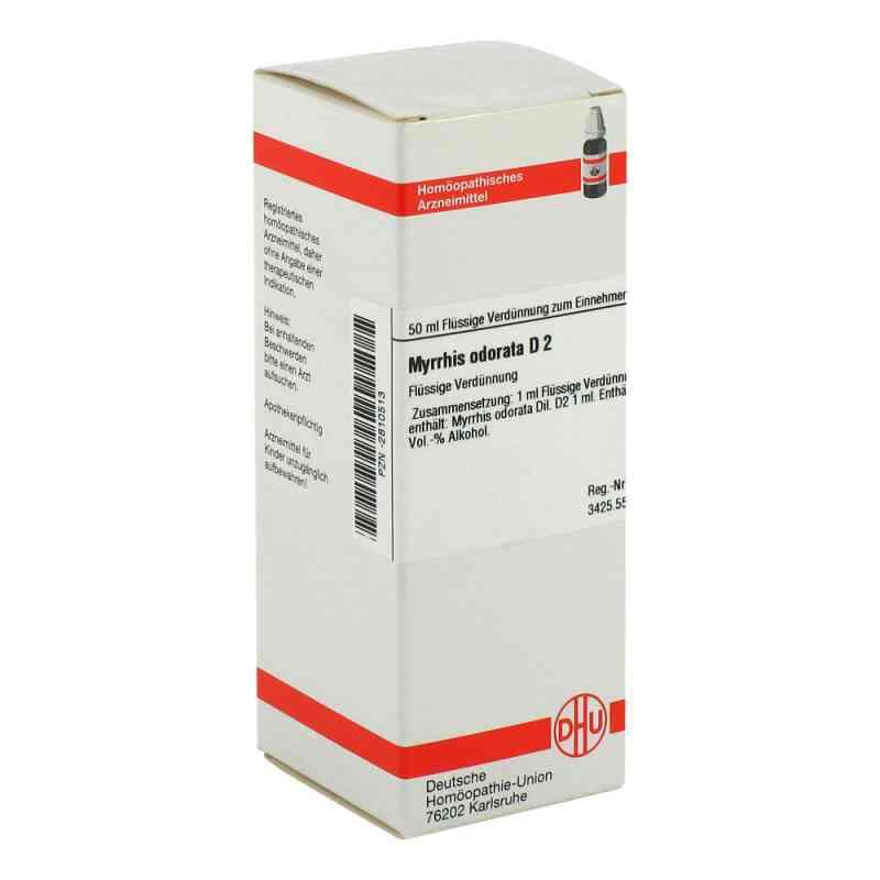 Myrrhis Odorata D 2 Dilution  bei versandapo.de bestellen
