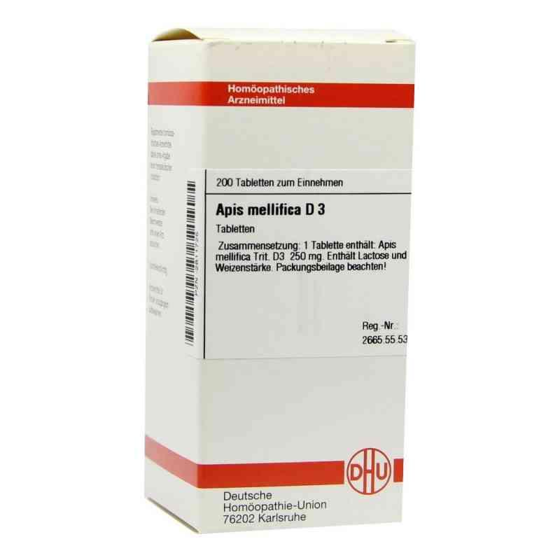 Apis Mellifica D 3 Tabletten  bei versandapo.de bestellen