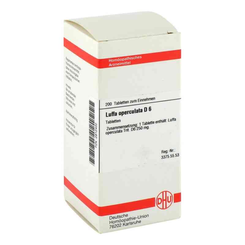 Luffa Operculata D 6 Tabletten  bei versandapo.de bestellen