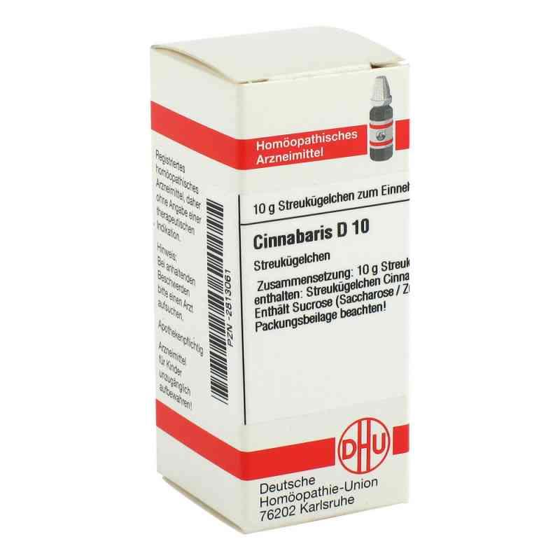 Cinnabaris D 10 Globuli  bei versandapo.de bestellen