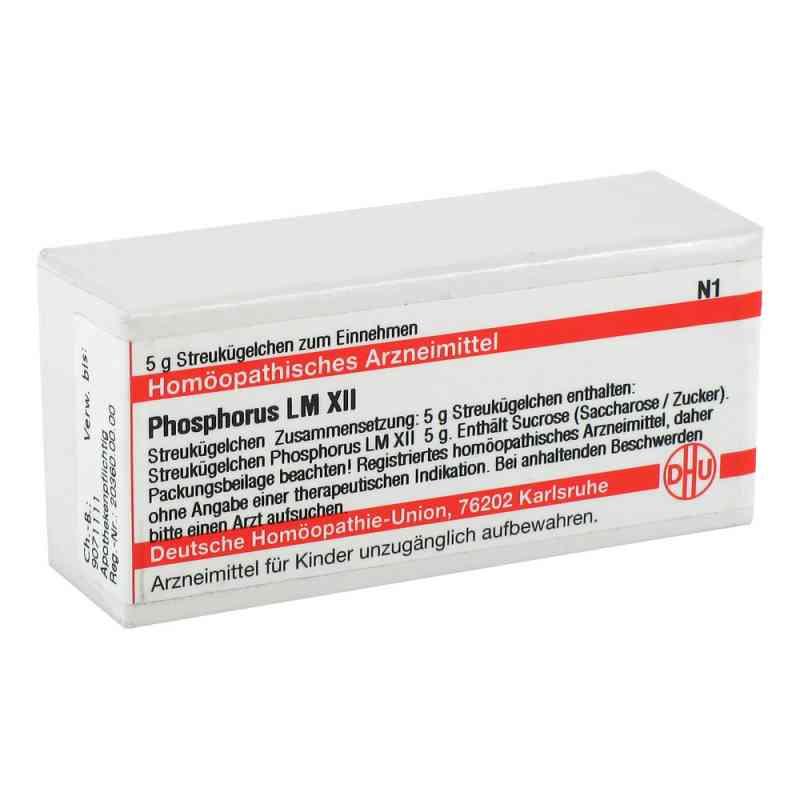 Lm Phosphorus Xii Globuli  bei versandapo.de bestellen