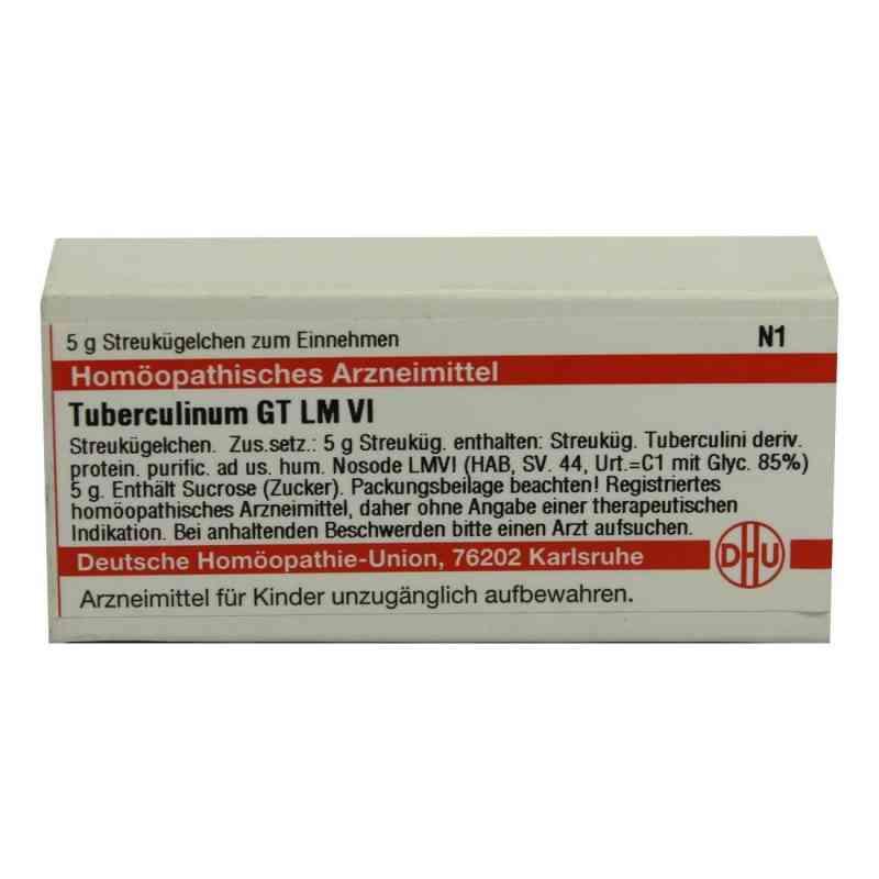 Lm Tuberculinum Gt Vi Globuli  bei versandapo.de bestellen