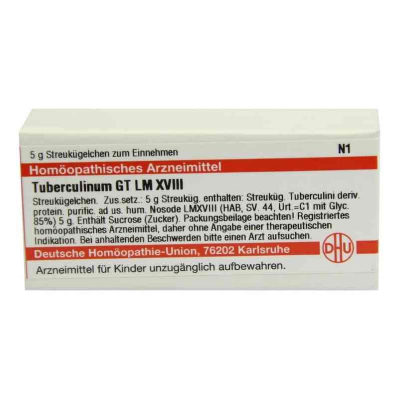 Lm Tuberculinum Gt Xviii Globuli  bei versandapo.de bestellen