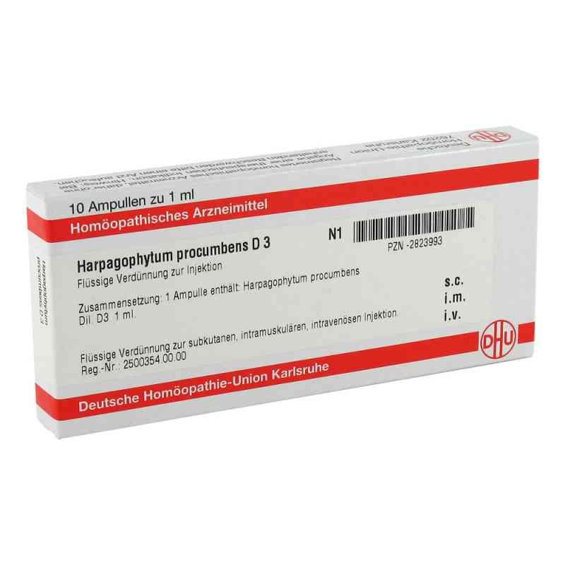 Harpagophytum Proc. D 3 Ampullen  bei versandapo.de bestellen