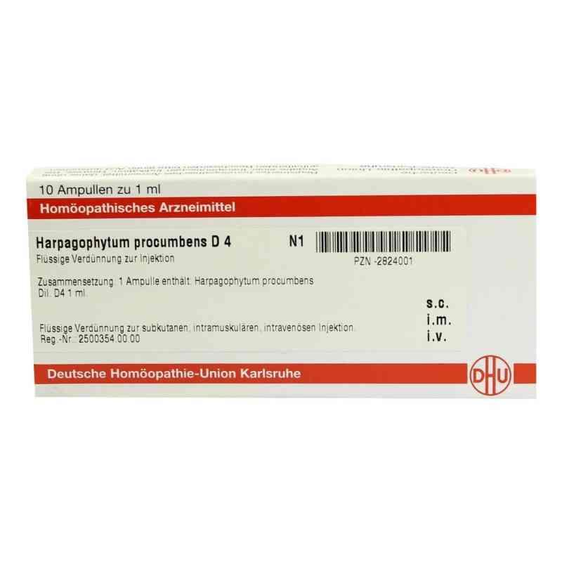 Harpagophytum Proc. D 4 Ampullen  bei versandapo.de bestellen