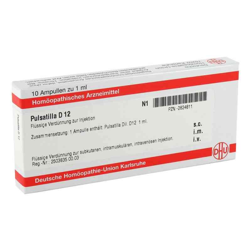 Pulsatilla D 12 Ampullen  bei versandapo.de bestellen
