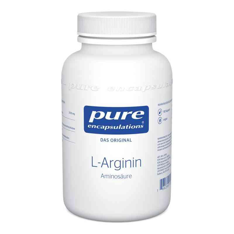 Pure Encapsulations L-arginin Kapseln  bei versandapo.de bestellen