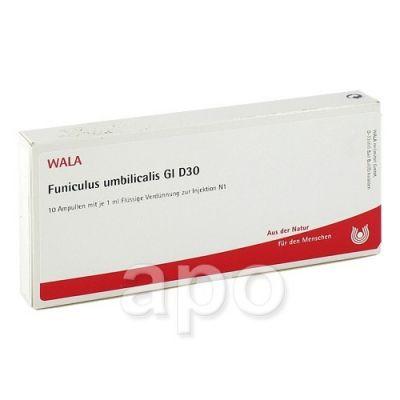 Funiculus Umbilicalis Gl D 30 Ampullen  bei versandapo.de bestellen