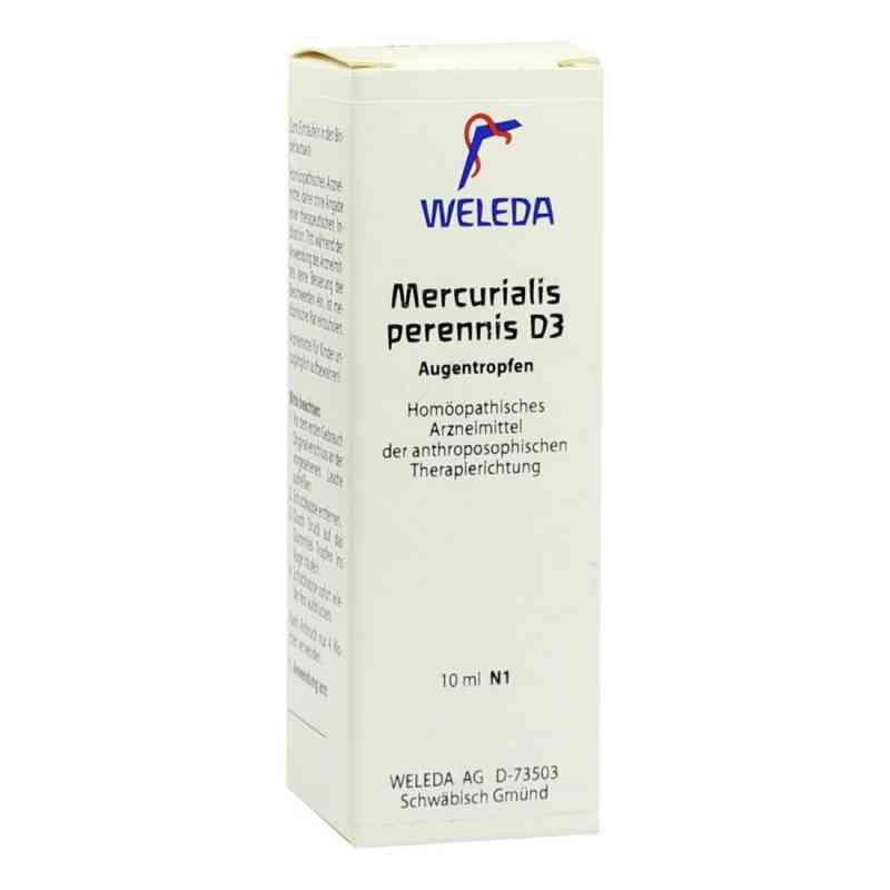 Mercurialis Perennis D 3 Augentropfen  bei versandapo.de bestellen