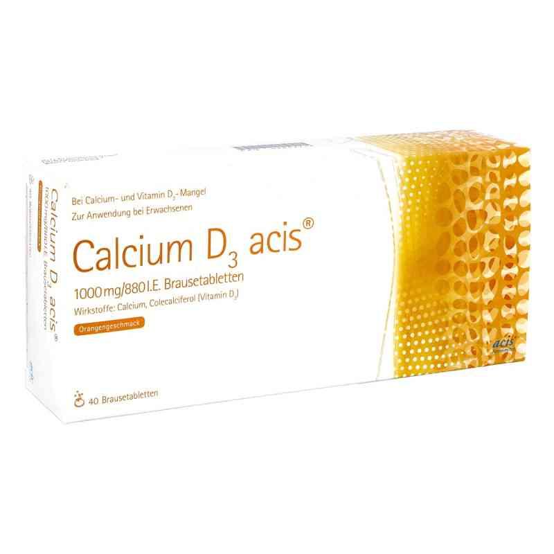 Calcium D3 acis 1000mg/880 I.E.  bei versandapo.de bestellen