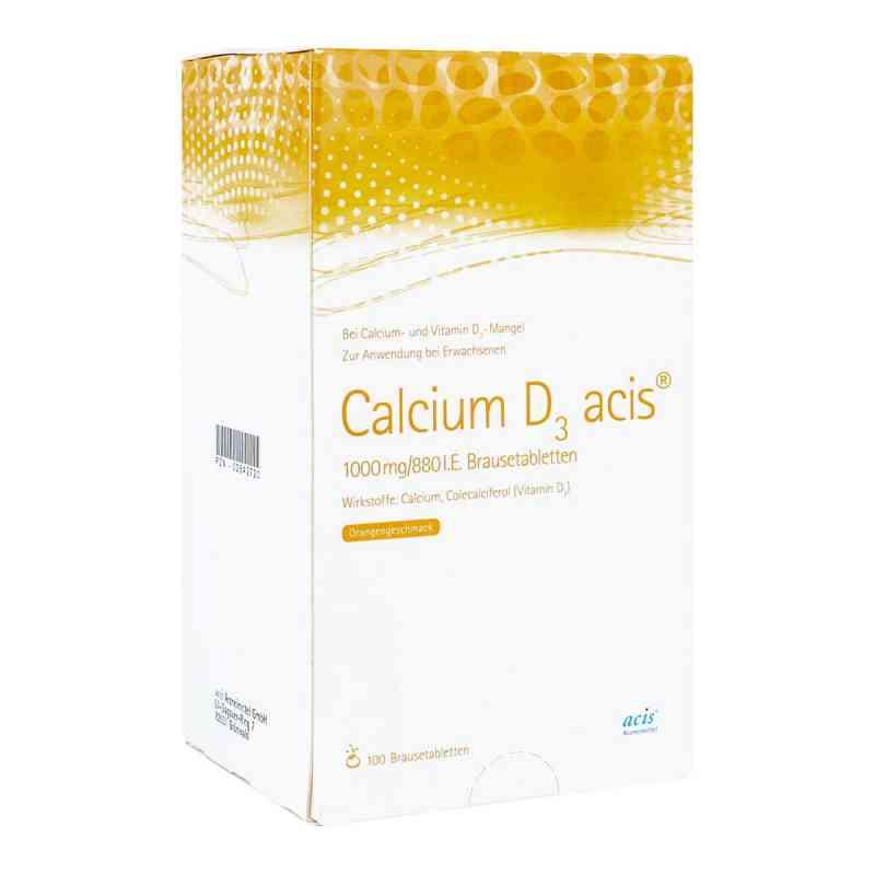 Calcium D3 acis 1000mg/880 internationale Einheiten  bei versandapo.de bestellen